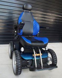M13 - Observer Bush 4x4 Wheelchair - MASS SOA Product