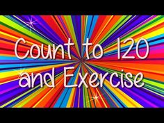 Help your children practice counting to and get some great exercise, too, with this super catchy counting to 120 and exercising song. Count to 120 and E. First Grade Activities, 1st Grade Math, Grade 1, First Grade Songs, Math Songs, Kids Songs, Teaching Math, Kindergarten Math, Preschool