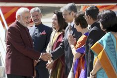First Day: PM Narendra Modi's visit United States of America (USA)