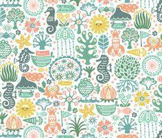 Islands of Hawai'i: Flora & Fauna by christinewitte