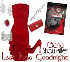 Last Kiss Goodnight de Gena Showalter @Gena Showalter