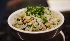 KYLIE KWONG'S FRIED RICE RECIPE