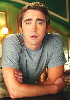 Lee Pace as Ned the Piemaker.