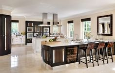 Smallbone of Devizes | Macassar Kitchen Collections | Macassar Kitchen Design