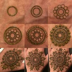 Tutorial Create Henna Design - Easy Henna Designs Drawings Step by Step for Beginner. this is new easy tutorial to create henna design for beginner Mehndi Designs For Girls, Mehndi Designs For Fingers, Beautiful Henna Designs, Best Mehndi Designs, Simple Mehndi Designs, Mehndi Designs For Hands, Geometric Designs, Hena Designs, Tattoo Designs