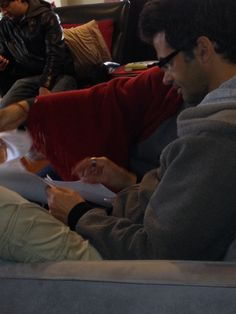 Shhh! Script Reading w/ WORKING ACTORS! WANT/NEED to be BOOKED? LEARN  how HERE: www.awardwinningreels.com ;) #WSF #AWR