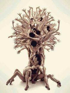 #The Tree of life through Art