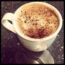 Drink Recipe - Coffee Shop Pumpkin Latte