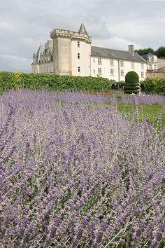 Villandry - Château et Jardins Loire France