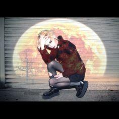 Happy Friday the 13th!! Evil Eye Cult x #TUK | #TUKSHOES