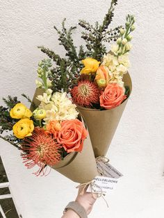 Our daily posy of pincushion, rose, tulip, stock, ranunculus and boronia. Delivering to over 300 Melbourne suburbs Bunch Of Flowers, Pretty Flowers, Growing Flowers, Planting Flowers, Melbourne Suburbs, Bride Flowers, Flowers Delivered, Floral Photography, Flower Aesthetic
