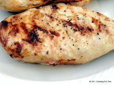 Healthy Quick Lemon Garlic Marinade Grilled Chicken Recipe on Yummly. @yummly #recipe