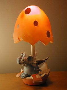 vandor horton hears a who elephant bird lamp (2002)