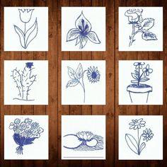 Rajzolj egy virágot! Clever, Gallery Wall, Frame, Decor, Picture Frame, Decoration, Decorating, Frames, Deco