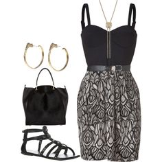 """""""Untitled #410"""" by blissful11 on Polyvore"""