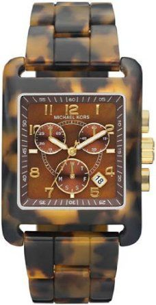 Michael Kors Watches Davenport (Tortoise)-- 25% DISCOUNT for a limited time!--->  http://amzn.to/165iK4u