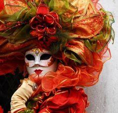 Venice at Carnevale <3