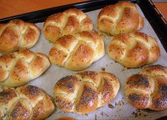 Bagel, Food And Drink, Baking, Roast Beef, Brot, Bakken, Backen, Sweets, Pastries