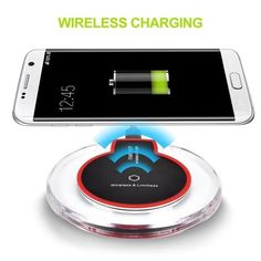 It is time to upgrade to fast wireless charging! No need for long tangled cables, your phone will start charging the moment you place down...