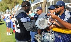 Cowboys bring back LB Justin Durant = Justin Durant is once again with the Dallas Cowboys. The linebacker was signed by the team today, after reports came out late last week that they were meeting with him and thinking of bringing him on. Those meetings.....