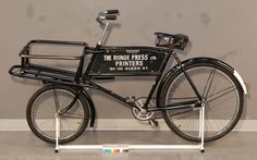 1970 Raleigh Cycle Co Low Gravity Carrier #bicycle #bicyclette
