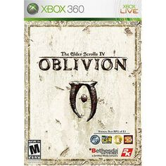 Elder Scrolls IV Oblivion  Xbox 360 by 2K >>> You can find more details by visiting the image link.(It is Amazon affiliate link) #l4l
