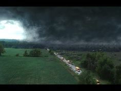 Twister has nothing on #IntoTheStorm! Watch the official second trailer now. In theaters August 8th.