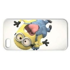 Despicable me hard case cover skin for iphone 5, Minions