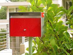Neutrabox : NB1 Mailbox (post mount)