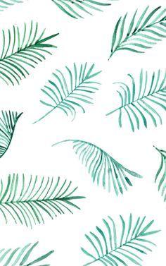 Palm leaves | Design Love Fest.