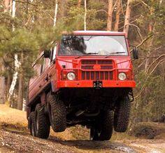 """6WD """"the Pinzgauer"""""""