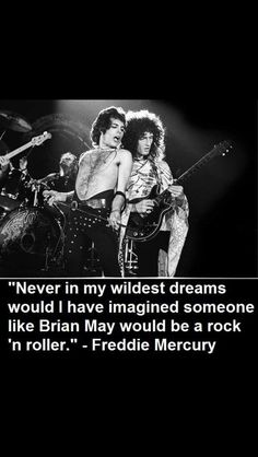 queenie-of-the-valley: Turns out he's quite good at it Freddie Mercury Quotes, Queen Freddie Mercury, Queen Brian May, I Am A Queen, Queen Meme, Music Stuff, Music Items, Queen Photos, We Will Rock You