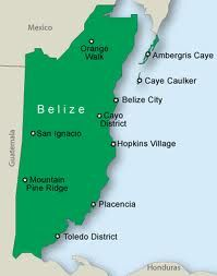 Belize is located in beautiful tropical Central America.