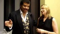 Neil deGrasse Tyson Ponders Future Cities with Melissa Sterry, November 2012