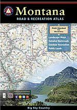 Listings of All Montana Scenic & Backcountry Drives Covered on Big Sky Fishing.Com