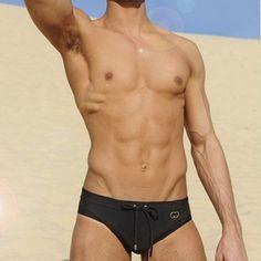 Men Sexy Fashion Brand Surf Swimwear