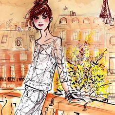 Mimosa Girl by Izak | DecalGirl
