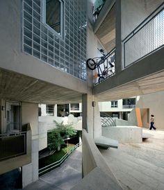 Flores & Prats Building 111, Barcelona.