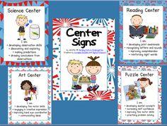 centers for pre kindergarten classrooms | alternate center i ve made several…
