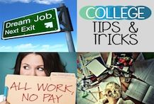 College Tips & Tricks - Tips for Preparing for College Life and How to Survive as College Student