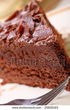chocolate gateau cake; My Favourite