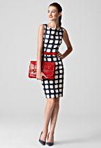 Adrianne Sheath dress - Milly