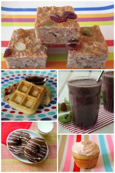 5 Quick Recipes for Breakfast on the Go!