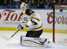 Chad Johnson #30 Boston Bruins