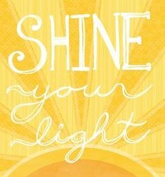 Let Your Light Shine, You Are Beautiful, Neon Signs, Let It Be, You're Beautiful