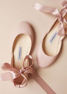 wedding shoes vintage The Blush Wedding Ballet Flats Shoes with Satin Ribbons Converse Wedding Shoes, Wedge Wedding Shoes, Bridal Shoes, Blush Wedding Shoes, Ballet Flats Wedding, Gold Wedding, Wedding Ribbons, Blush Shoes, Satin Shoes