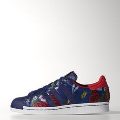 Rita Ora x adidas Originals Floral Pack - Superstar 80s
