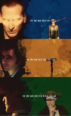 OH MY GOSH. Doctor Who + Harry Potter and the Deathly Hallows. CHILLS.