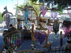 Gorgeous Wind chimes in Key West, Florida