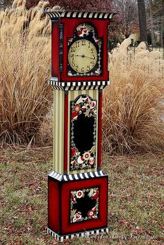 Clock Hourglass Time:  What a #clock!